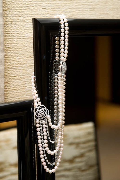 Vintage Pearls by #CHANEL
