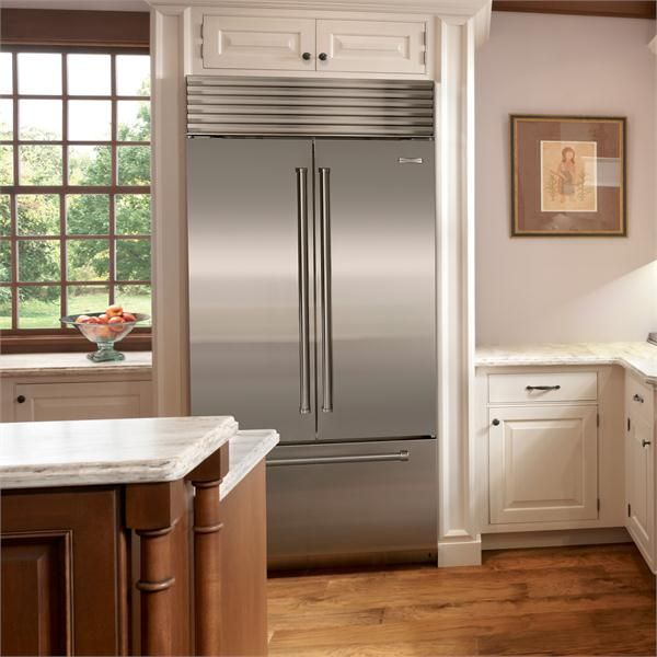 French door refigerator from sub zero buck off for High end french doors