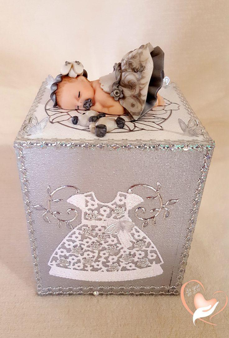 Tirelire enfant bébé fille - au coeur des arts - Enfants - Au coeur des Arts