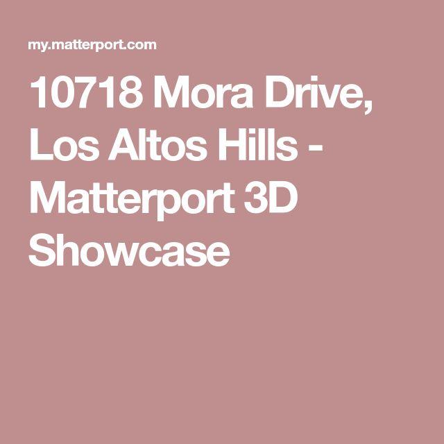 10718 Mora Drive, Los Altos Hills - Matterport 3D Showcase