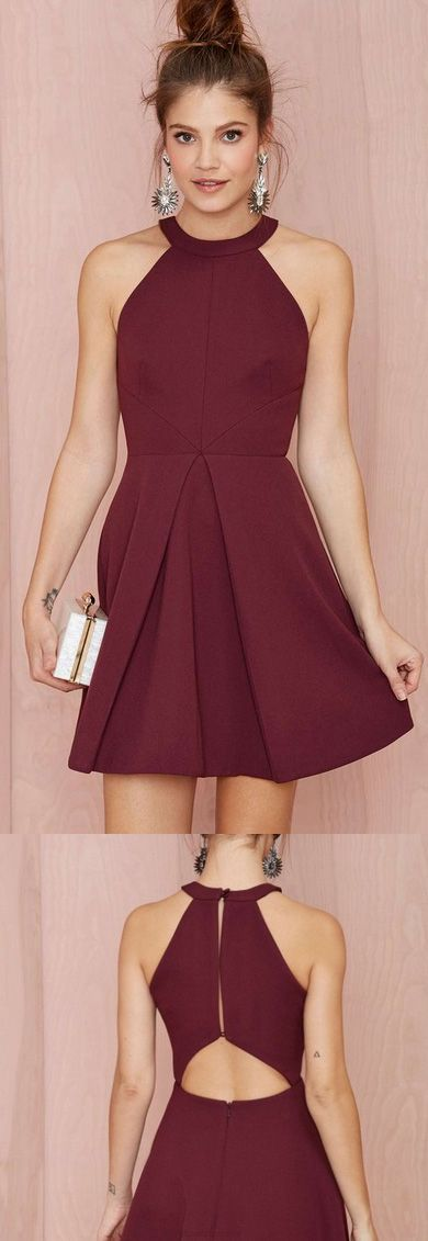 Prom Dresses 2017, Cheap Prom Dresses, Short Prom Dresses, Prom Dresses Cheap, 2017 Prom Dresses, Cheap Short Prom Dresses, Short Homecoming Dresses Cheap, Homecoming Dresses Short, Prom Short Dresses, Homecoming Dresses 2017, Cheap Homecoming Dresses, Burgundy Homecoming Dresses, Short Homecoming Dresses, 2017 Homecoming Dress Cheap Burgundy Short Prom Dress Party Dress