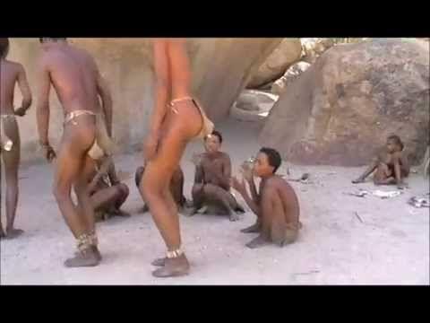 The San people (Bushmen) - YouTube