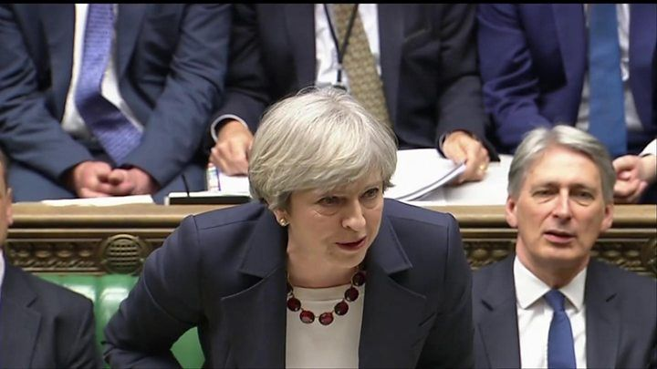 The Tories crammed 16 mentions of their election slogan into Prime Minister's Questions - does the tactic work?
