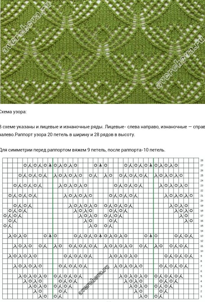 48 best Вязание схемы images on Pinterest | Knit crochet, Knitting ...