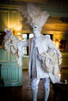 Venetian Masked Carnival - Themed Corporate Events & Themed Corporate Entertainers