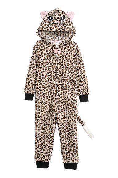 Leopard fancy dress costume - Leopard print - Kids | H&M GB 1