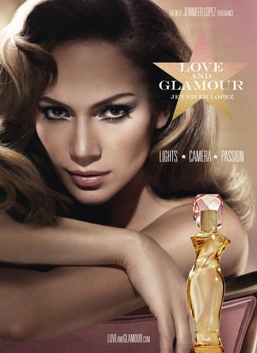 Jennifer Lopez perfume. I get compliments every time I wear it. Great everyday fragrance.