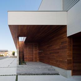 N8-house「Ⅲ-BOXの家」の部屋 玄関
