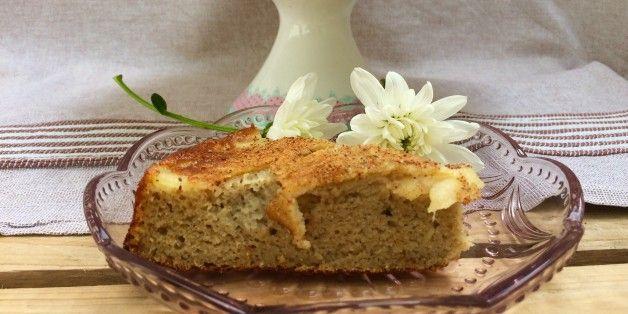 Συνταγή για ζουμερή μηλόπιτα χωρίς ζάχαρη και αλεύρι