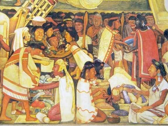 a brief history of the aztecs How can the answer be improved.
