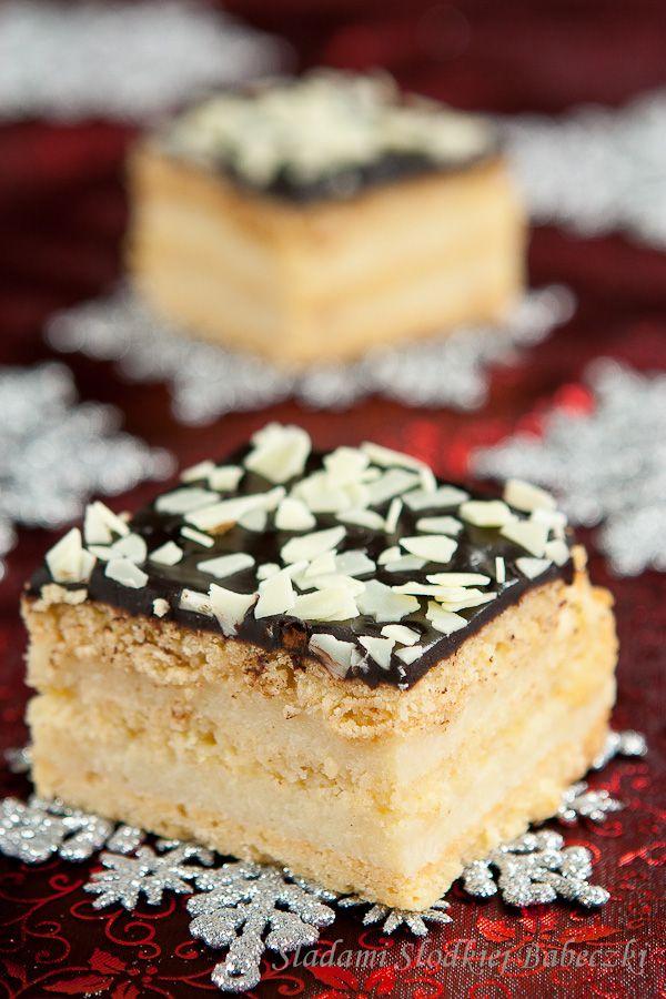 Honey cake (Polish Stefanka cake)