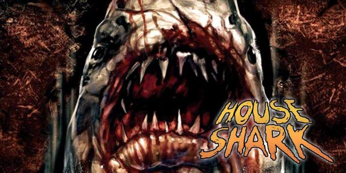 "'House Shark' Trailer Promises Laughs; ""JAWS… in a house"""