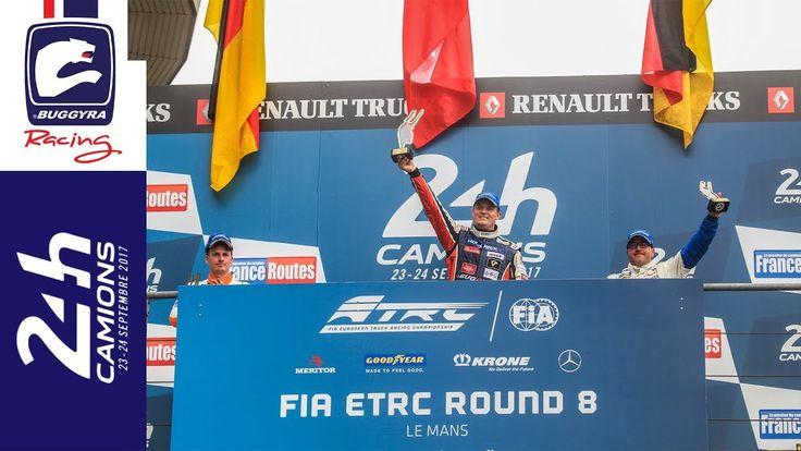 FIA ETRC 2017 - 08 Le Mans