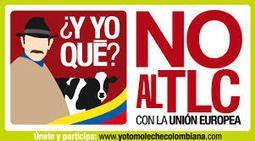 #Europa alla conquista di #Perù e #Colombia: sarebbe una festa per i 400 mila piccoli #produttori di #latte colombiani condannati a subire il #dumping indecente dei colossi europei. E lo sarebbe anche per i piccoli #coltivatori, per gli #indigeni che subiscono #deportazioni, per la popolazione minacciata dall' #avvelenamento che genera l'estrattivismo delle #miniere a cielo aperto. E poi per le #foreste, per le #lagune e per la vita del pianeta intero. Per la #vita, sì ma non per gli affari.
