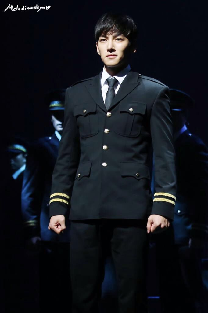 "Ji chang wook ""The Days"" musical"