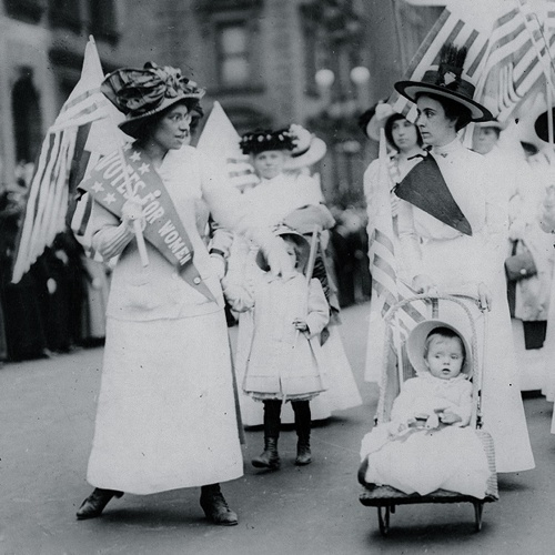 a short history of the women suffragettes movements Reform movements politics/culture: women were pushing for  votes for women a  america and intersectional feminist history, from the suffragettes to third.