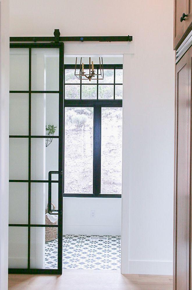 Interior Design Ideas Lindsay Hill Interiors In 2020 Glass Barn Doors Sliding Door Design Barn Doors Sliding
