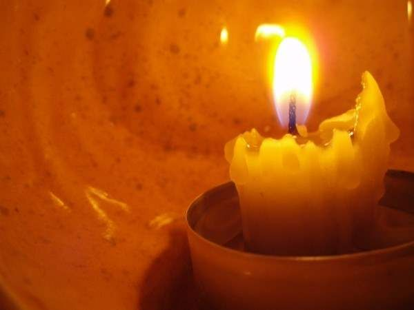 La lectura de las velas