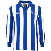 Show details for Sheffield Wednesday 1978-1981 Bukta Cotton Football Shirt