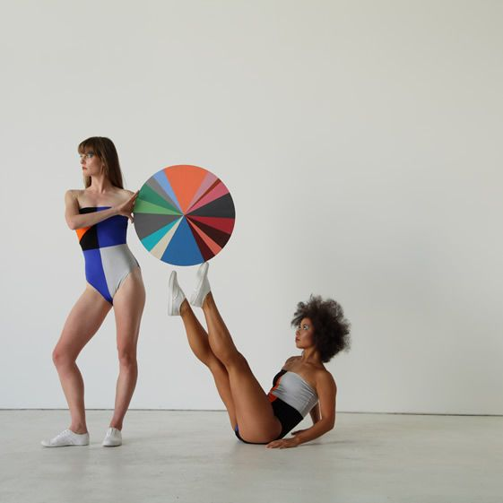 Throwing sketches, ideas, experiments at each other over the years, with Brustman back on Australian soil KALEIDO has finally taken real shape, in the form of the duo's debut collection – a free-thinking miscellany of swimwear, lighting, accessories, furniture and jewellery...