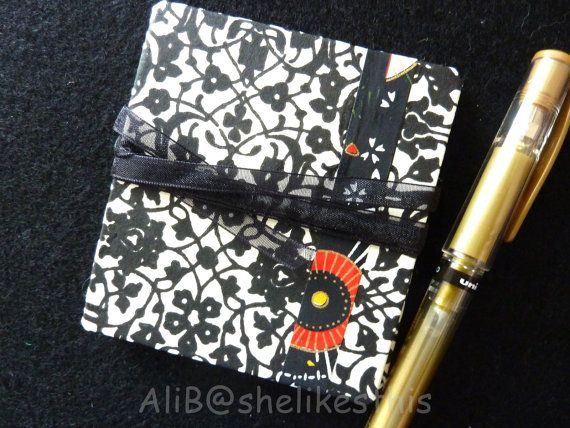 Art journal sketchbook notebook pocketbook by shelikesthis on Etsy