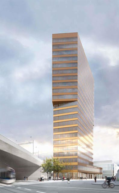 a f a s i a: Gigon/Guyer Architekten