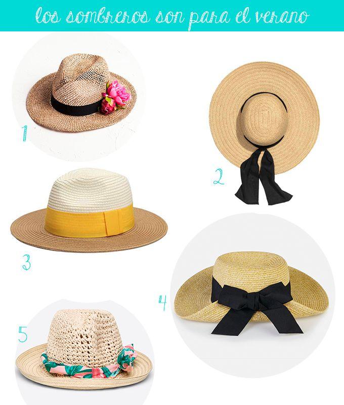 Los sombreros son para el verano