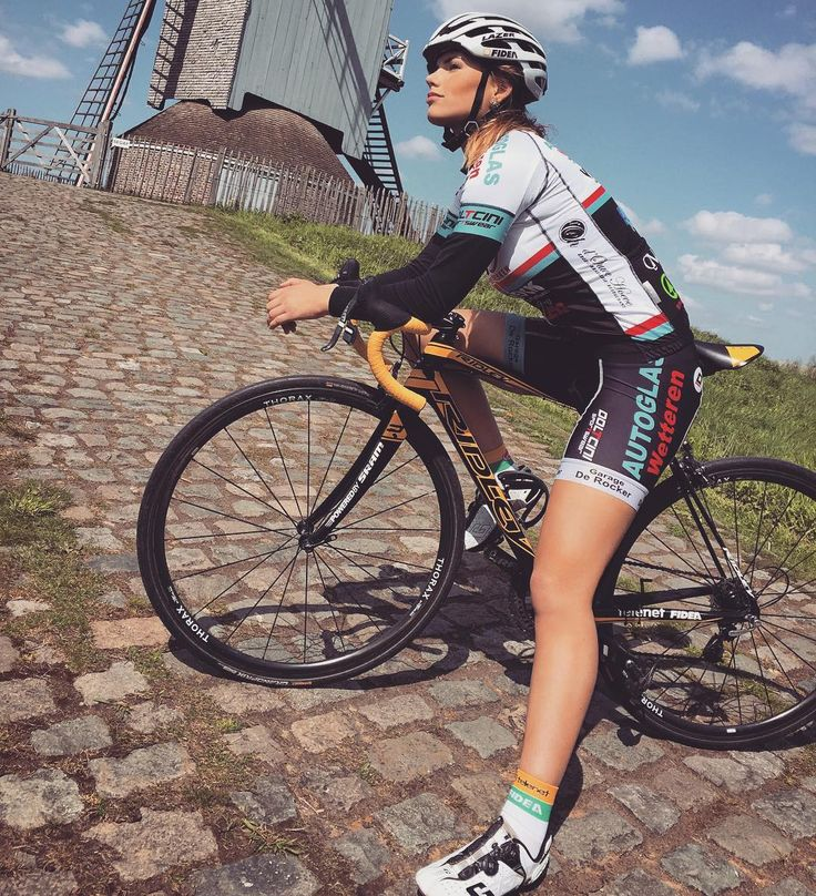 """Puck Moonen on Instagram: """"Thinking about sunshine, cobbles and climbs"""""""