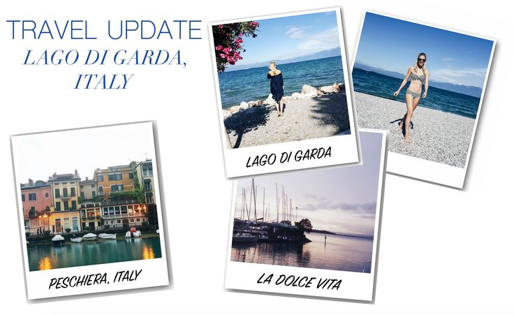 Find a travel guide about Peschiera del Garda, Italy online on www.somehappyshoes.com