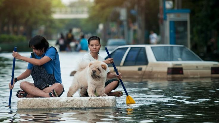 Hvad er det centrale, når man skal formidle nyheder om naturkatastrofer?