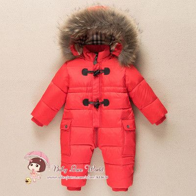 Outerwear Type: Down & Parkas Item Type: Outerwear & Coats Clothing Length: Regular Brand Name: Baby down clothes Filling: White duck down Closure Type: Zipper Fabric Type: Broadcloth Down Content: 80