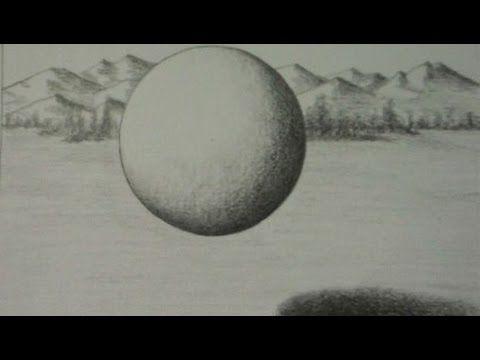 Estudio Volumen: Efecto 3D: Diferencia entre Circunferencia, círculo y Esfera. - YouTube