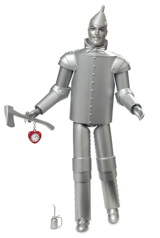 The Wizard of Oz Tin Man Doll - Movie Dolls | Barbie Collector