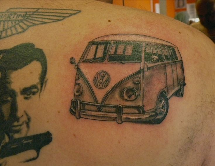 125 best images about vw tattoo on pinterest logos volkswagen and image search. Black Bedroom Furniture Sets. Home Design Ideas