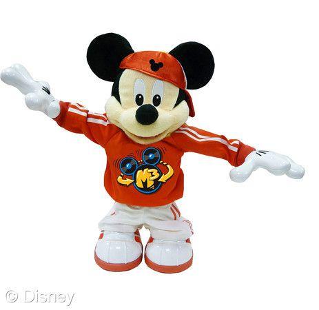 Mickey who break dances? Yes please!