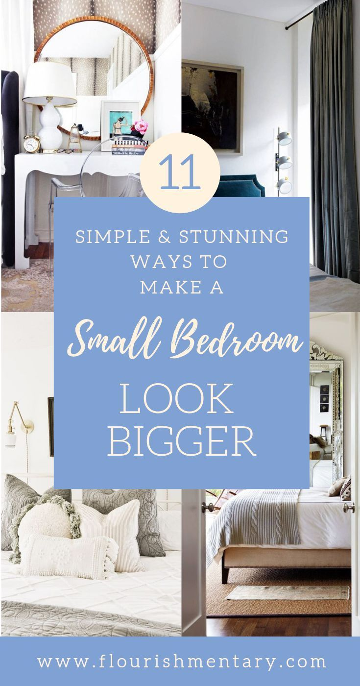 19 Easy Ways To Make A Small Living Room Look Bigger Simple Tips You Ll Love Small Living Room Decor Small Living Room Small Living