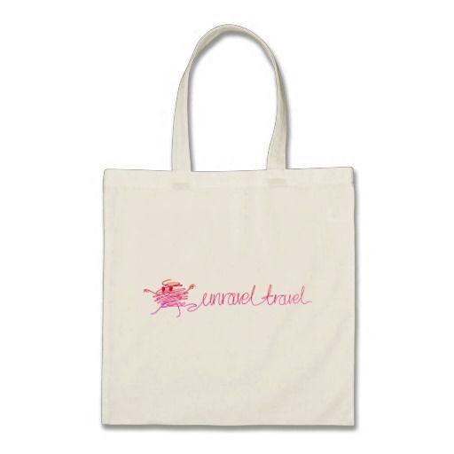 Unravel Travel Bag