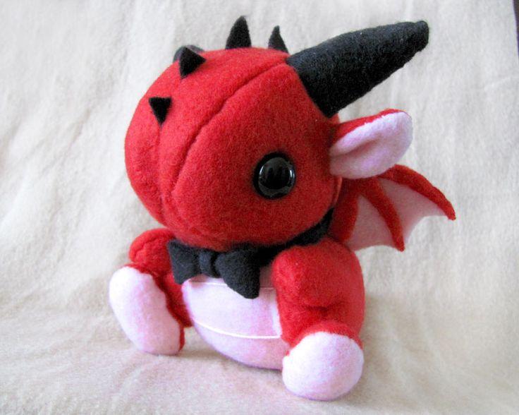 Plushie Giveaway - Valentine by DragonsAndBeasties ...