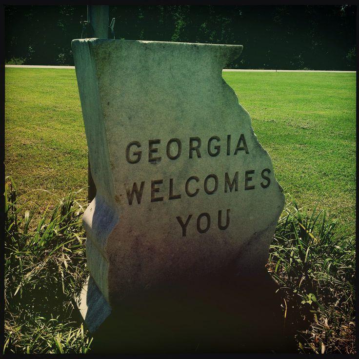 Georgia welcomes you 332 best Georgia On