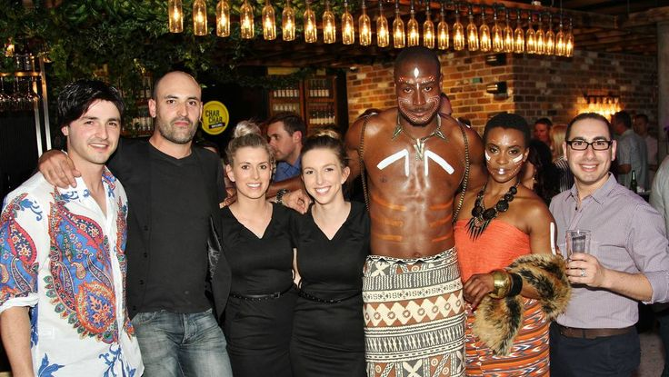 Wollongong's first South African-themed restaurant Char Char Bar and Grill opens.