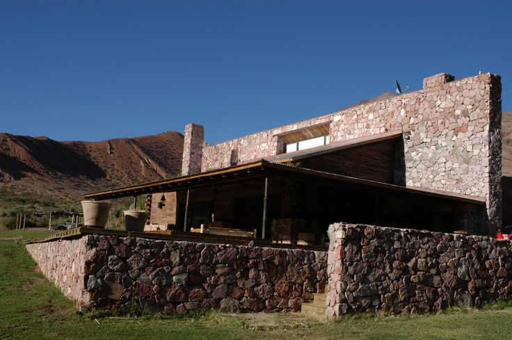 Casa en Mendoza - Arquitectura - Paisajismo - Ricardo Pereyra Iraola - Mendoza -Uspallata - Patagonia - Lagos - Nieve - Casa