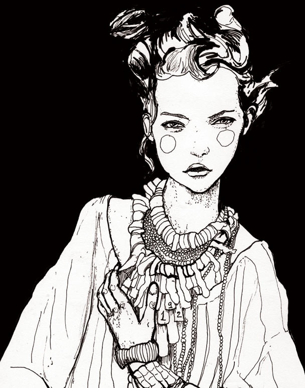 Illustration ♥