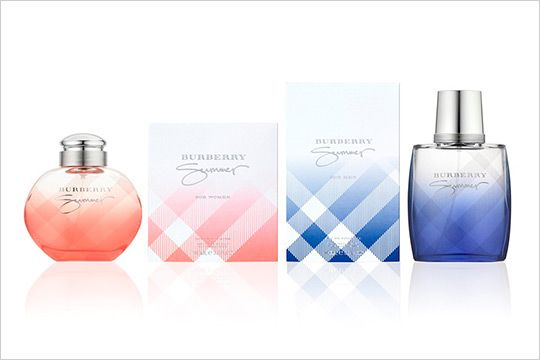 "Burberry Limited ""Summer"" Fragrances"
