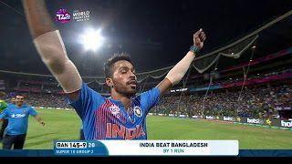 india beats bangladesh 1 run