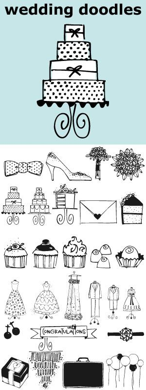 A font of 31 wedding icons... bow tie, shoe, bouquet, cakes, invitation, cupcakes, bon bons, wedding dress, tux, ring bearer, flower girl, suitcases, congratulations banner, balloons, garter, gift, cuff links, wedding bands, diamond ring. Use for a wedding shower flyer or make your own gift card.