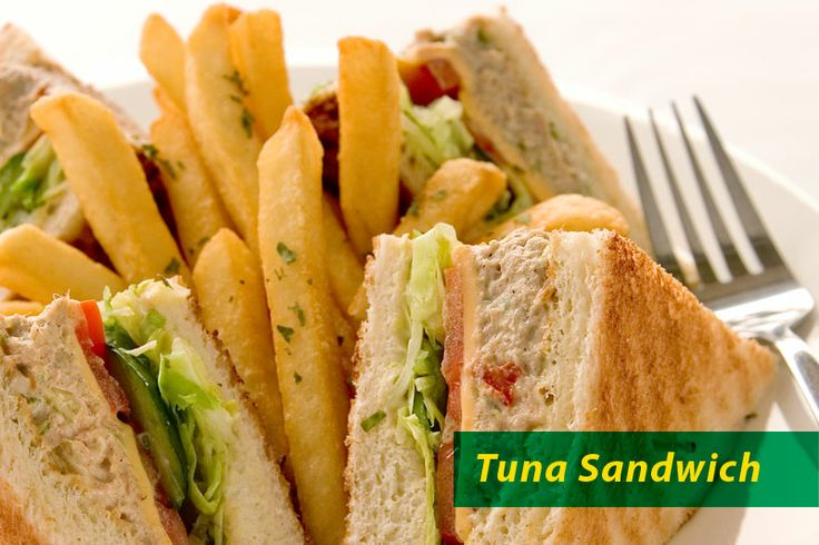 Not sure what to do for dinner? Why not go to Dante Coffee Shop Indonesia and enjoy a Tuna Sandwich?