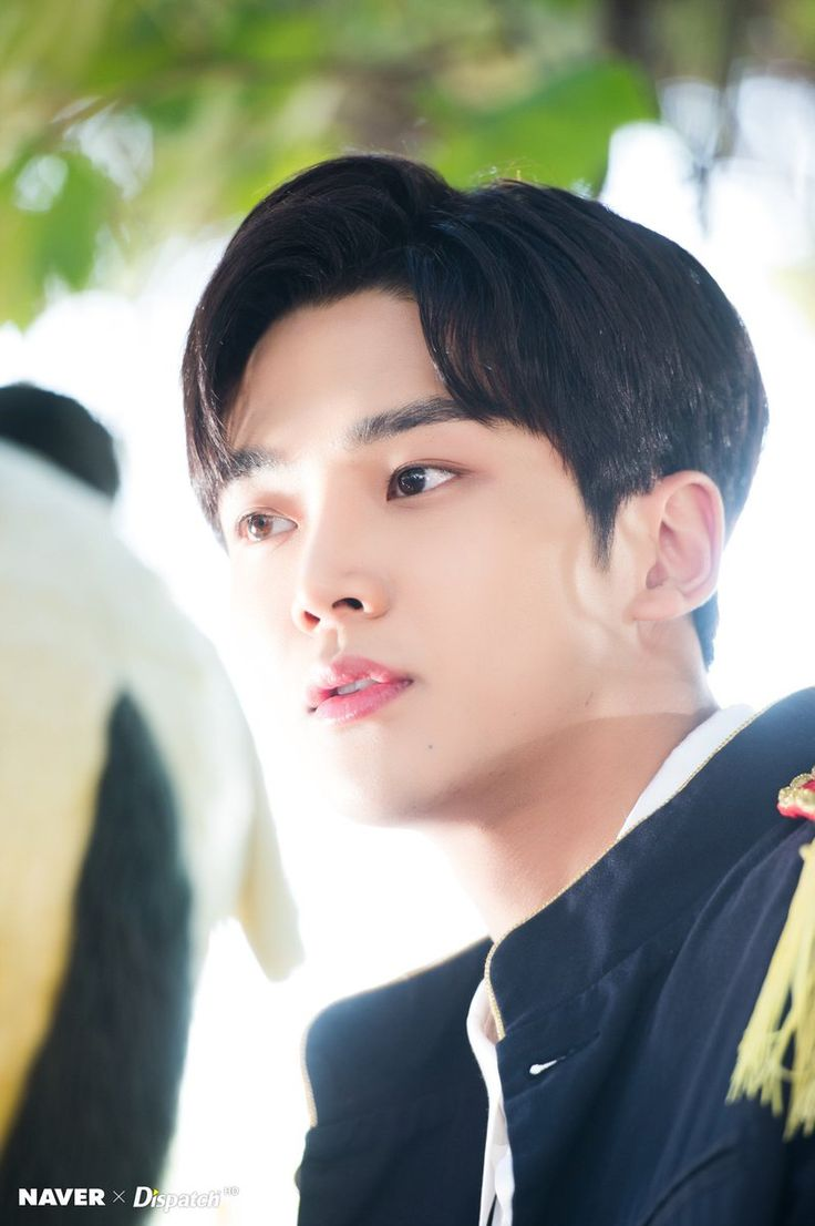 Naver x Dispatch Update with #SF9 - #ROWOON