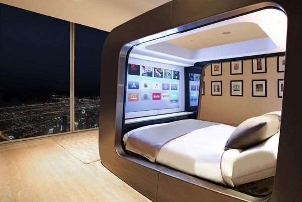 Hican The Bed Of The Future Smart Bed Bed Home Furniture