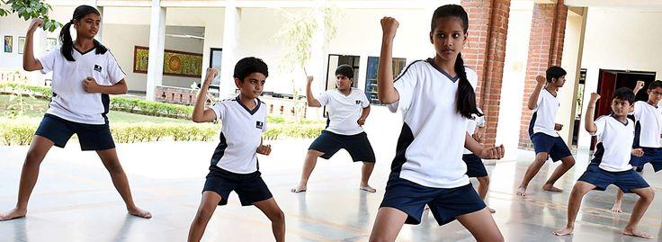 best icse schools in vadodara