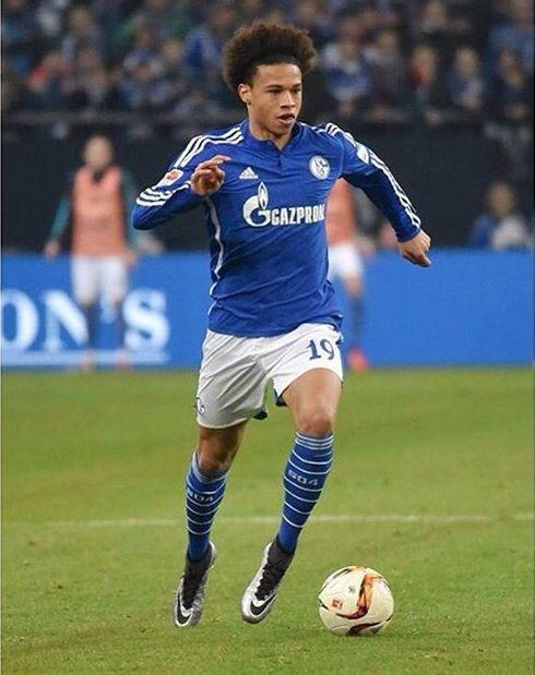 Leroy Sane- Schalke 09